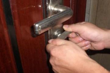 110开锁之开锁技巧方法