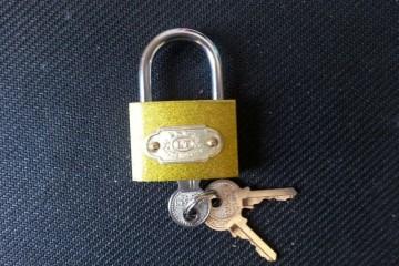换锁的电话之圆形锁芯的开锁原理