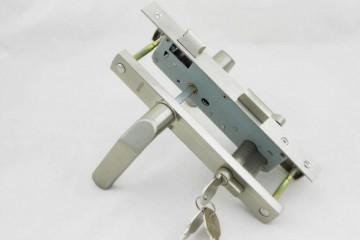 开锁之防盗门锁芯的防盗级别的方法