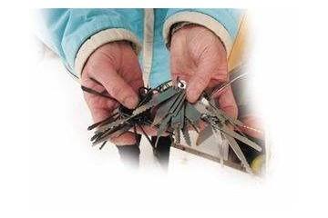 开锁介绍锁芯也有一定的使用年限
