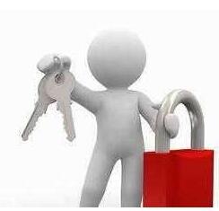 防盗门开锁公司提示:防盗门门锁如何保养?